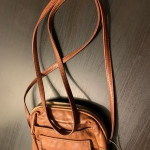 Genuine Leather Purse with coin pouch
